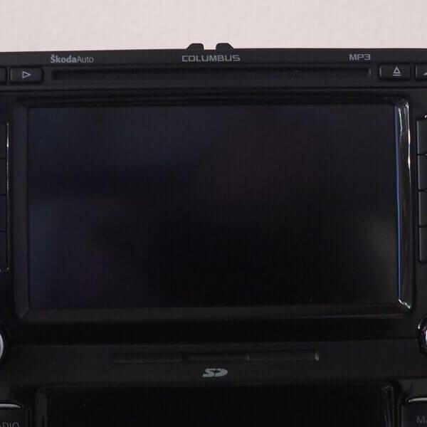 Navi-Fehler Schwarzer Bildschirm